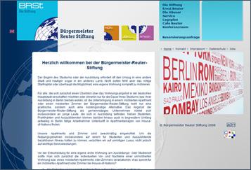 Typo3 Programmierung Berlin, Typo3 Programmierer Berlin, Webseite in Typo3 erstellen
